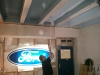 Neugestaltung des Clubraumes in der Halle