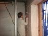 Neugestaltung des Clubraumes in der Halle - Strom