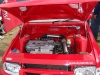 Ford Treffen in Lucka 2004 Ford Escort MK3 Komplett Clean Motorraum