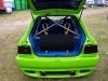 Ford Treffen in Lucka 2004 Ford Escort MK4 Tuning Kofferraumausbau
