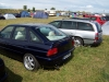 Ford Treffen in Lucka 2004 Ford Escort MK7 cleanes Heck