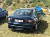 Ford Treffen in Lucka 2004 Ford Escort MK7 duplex Auspuffanlage
