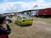 Ford Treffen in Lucka 2004 Ford Escort MK7 gelb Tuning