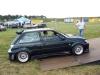 Ford Treffen in Lucka 2004 Ford Fiesta MK3 Tuning Tiefergelegt