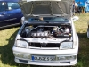 Ford Treffen in Lucka 2004 Ford Fiesta XR2i Motorraum