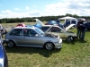 Ford Treffen in Lucka 2004 Ford Fiesta XR2i