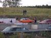 Ford Treffen in Lucka 2004 viertel Meilenrennen