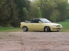 Kay sein Ford Escort MK6 Cabrio