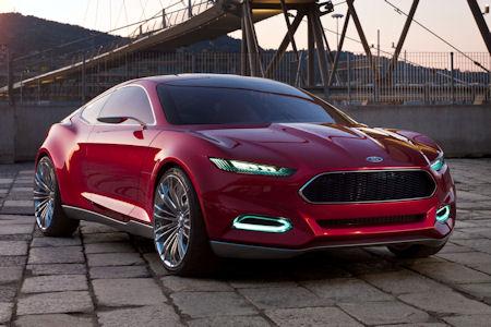 Tweet Tweet Die Zeit für einen Wechsel ist reif. Mit dem Ford Evos Concept läutet der Autobauer auf der IAA einen Wechsel in der Designphilosophie ein. Kinetic Design war gestern, die Zukunft wird schärfer.  Ford geht die automobile Zukunft mit neuem Schwung an. Um dies auch zu visualisieren, tragen die zukünftigen Ford-Modelle neue Linien. Was die Kunden in etwa erwartet, hat der Autobauer in das Conceptcar Ford Evos gepackt. […]