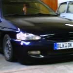 Davids Ford Escort MK7 vorm Umbau